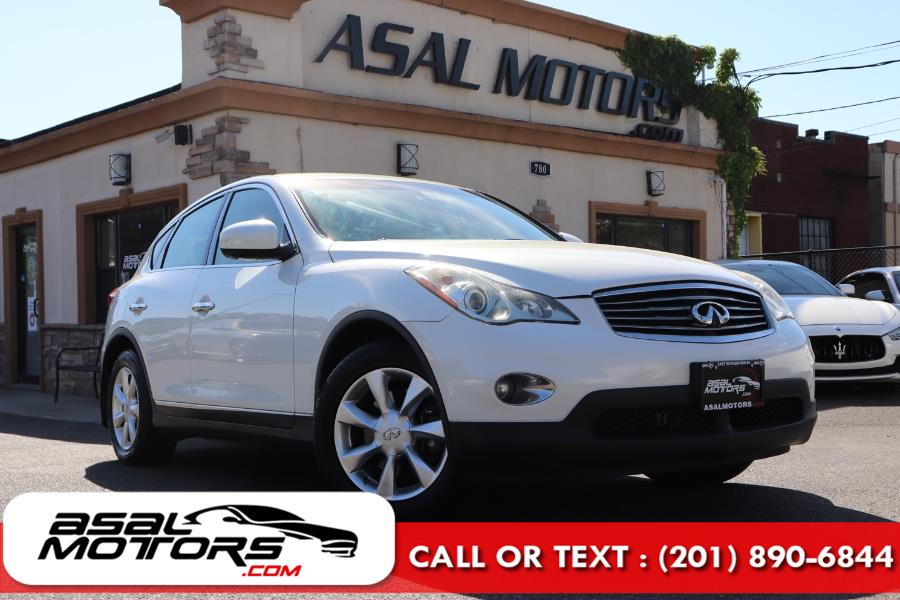 Used 2010 Infiniti EX35 in East Rutherford, New Jersey | Asal Motors. East Rutherford, New Jersey