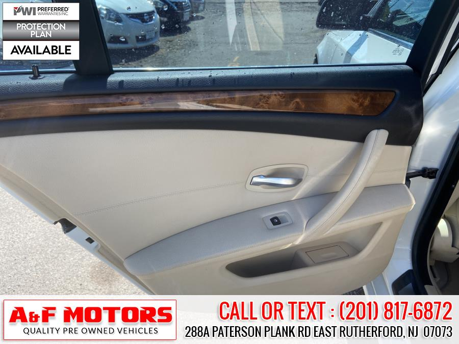 Used BMW 5 Series 4dr Sdn 528xi AWD 2008   A&F Motors LLC. East Rutherford, New Jersey