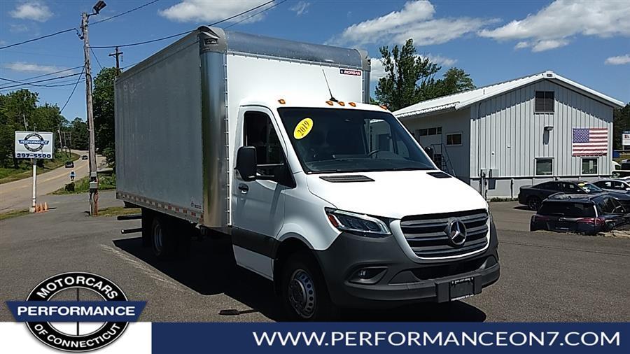 Used 2019 Mercedes-Benz Sprinter Cargo Van in Wilton, Connecticut | Performance Motor Cars Of Connecticut LLC  . Wilton, Connecticut