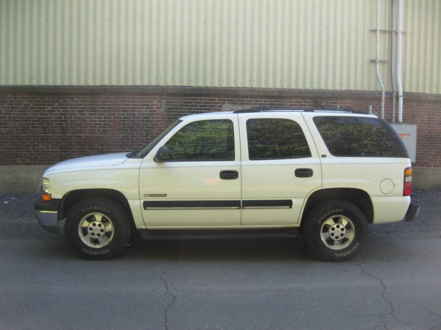 Used Chevrolet New Tahoe 4dr 4WD LS 2000 | Automotive Plus. Bristol, Connecticut