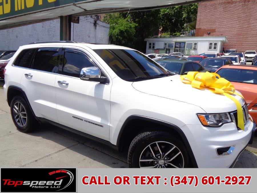 Used Jeep Grand Cherokee 4x4 Limited 2018 | Top Speed Motors LLC. Jamaica, New York