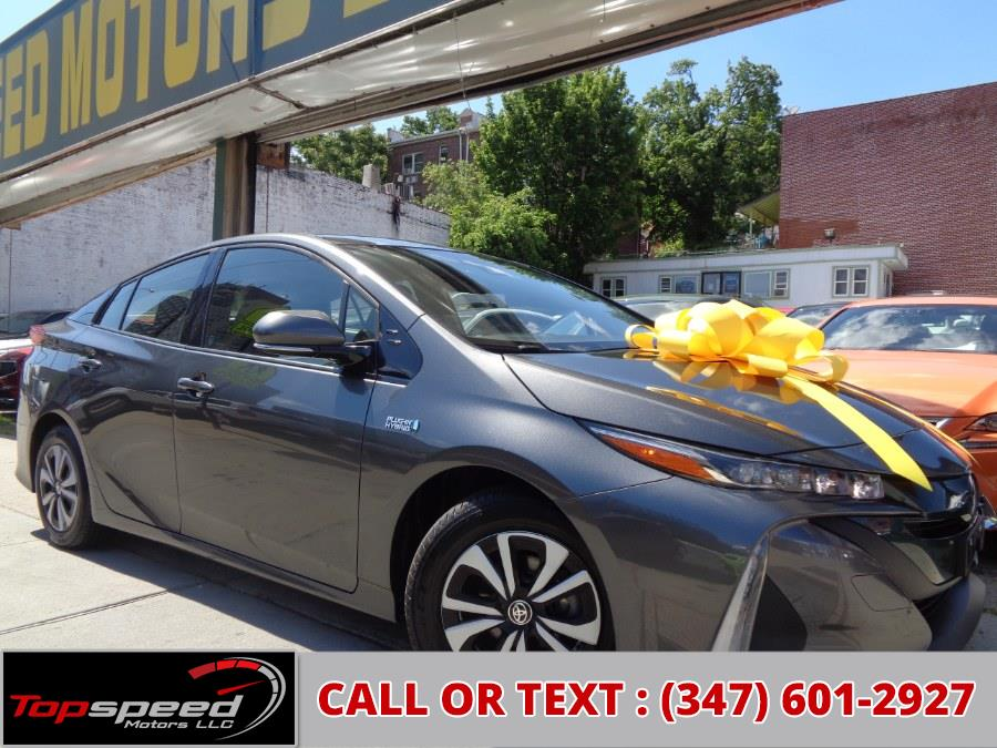 Used Toyota Prius Prime Plus 2017 | Top Speed Motors LLC. Jamaica, New York