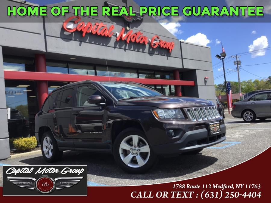 Used 2014 Jeep Compass in Medford, New York | Capital Motor Group Inc. Medford, New York