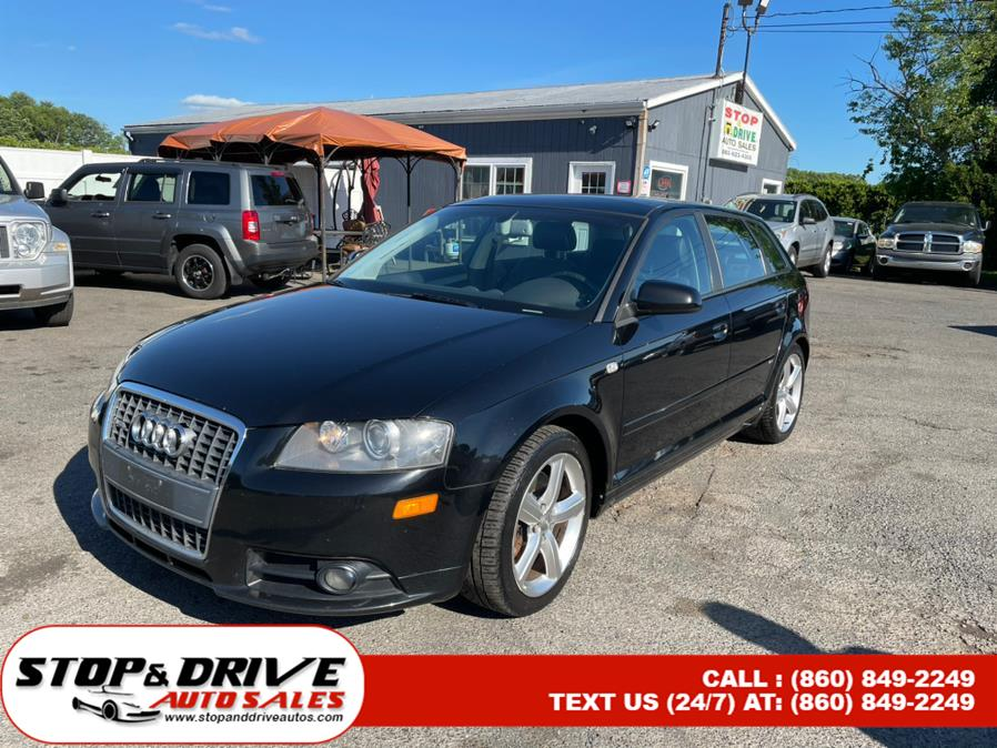 Used 2007 Audi A3 in East Windsor, Connecticut | Stop & Drive Auto Sales. East Windsor, Connecticut