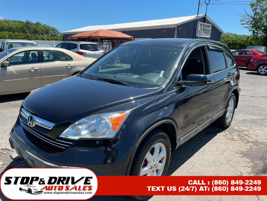 Used Honda CR-V 2WD 5dr EX-L 2007 | Stop & Drive Auto Sales. East Windsor, Connecticut