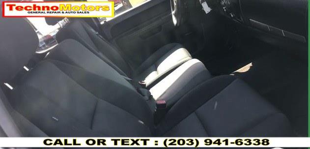 "Used Chevrolet Silverado 1500 4WD Ext Cab 143.5"" LT 2013 | Techno Motors . Danbury , Connecticut"