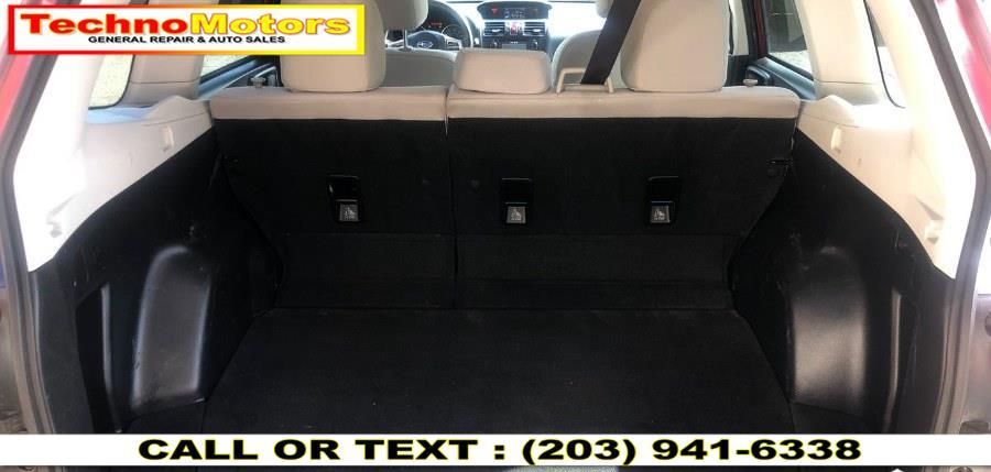 Used Subaru Forester 4dr CVT 2.5i Premium PZEV 2015   Techno Motors . Danbury , Connecticut