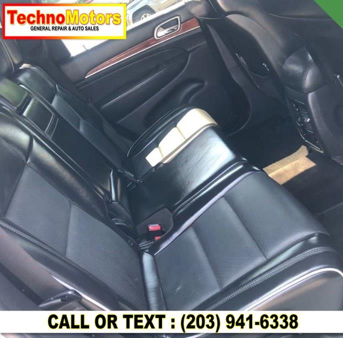 Used Jeep Grand Cherokee 4WD 4dr Overland 2011 | Techno Motors . Danbury , Connecticut