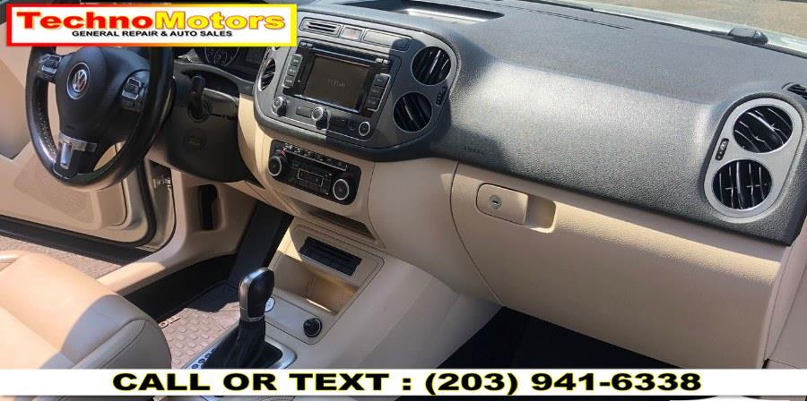 Used Volkswagen Tiguan 4WD 4dr Auto SEL 2012 | Techno Motors . Danbury , Connecticut
