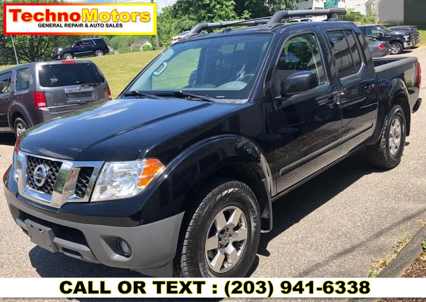 Used 2013 Nissan Frontier in Danbury , Connecticut   Techno Motors . Danbury , Connecticut