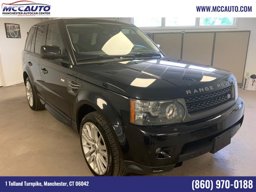 Used Land Rover Range Rover Sport 4WD 4dr HSE LUX 2011 | Manchester Autocar Center. Manchester, Connecticut