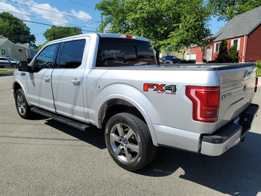 """Used Ford F-150 4WD SuperCrew 145"""" Lariat 2015 