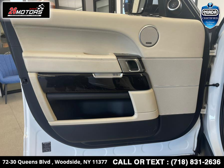 Used Land Rover Range Rover 4WD 4dr Supercharged 2014 | 26 Motors Queens. Woodside, New York
