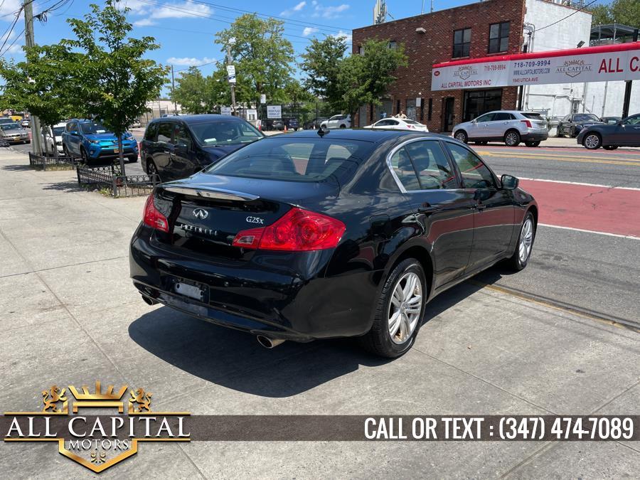 Used Infiniti G25 Sedan 4dr x AWD 2012   All Capital Motors. Brooklyn, New York