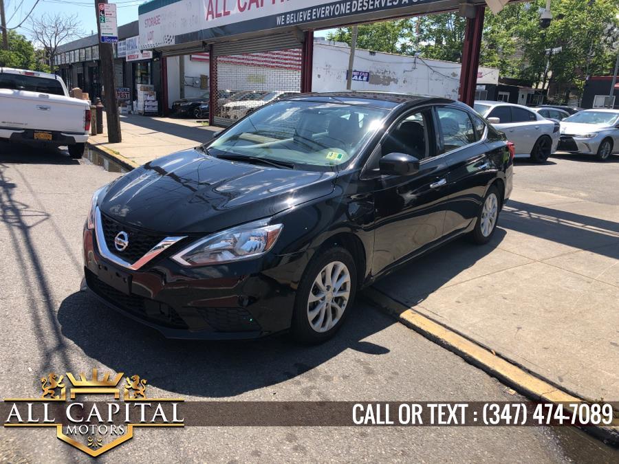 Used 2018 Nissan Sentra in Brooklyn, New York | All Capital Motors. Brooklyn, New York