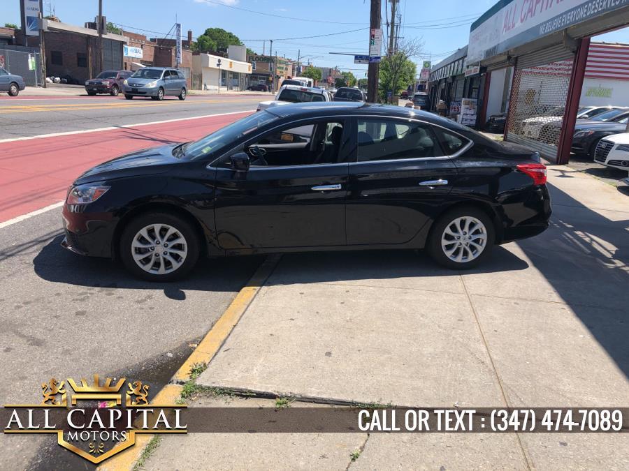 Used Nissan Sentra SV CVT 2018 | All Capital Motors. Brooklyn, New York