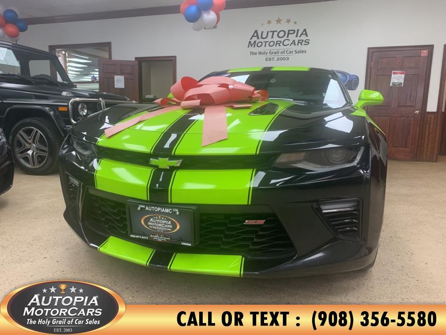 Used 2016 Chevrolet Camaro in Union, New Jersey | Autopia Motorcars Inc. Union, New Jersey