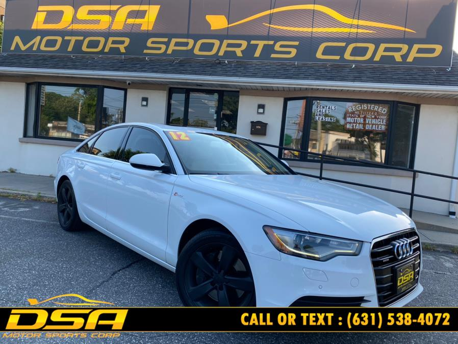 Used 2012 Audi A6 in Commack, New York | DSA Motor Sports Corp. Commack, New York