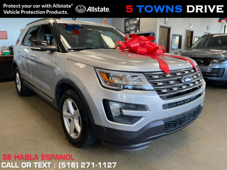 Used Ford Explorer FWD 4dr XLT 2016   5 Towns Drive. Inwood, New York