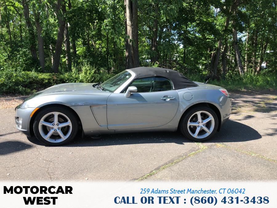 Used Saturn Sky 2dr Conv 2007 | Motorcar West. Manchester, Connecticut