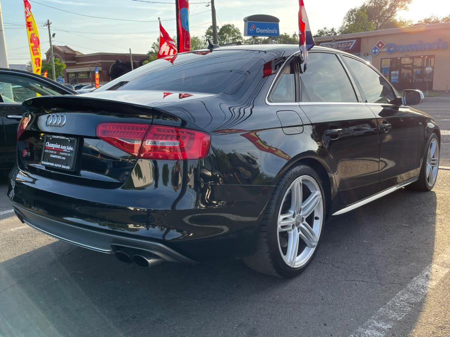 Used Audi S4 4dr Sdn S Tronic Premium Plus 2015   Champion Auto Sales. Linden, New Jersey