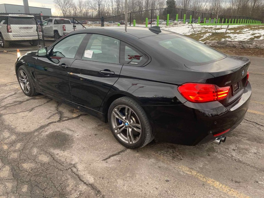 Used BMW 4 Series 430i xDrive Gran Coupe SULEV 2017 | C Rich Cars. Franklin Square, New York