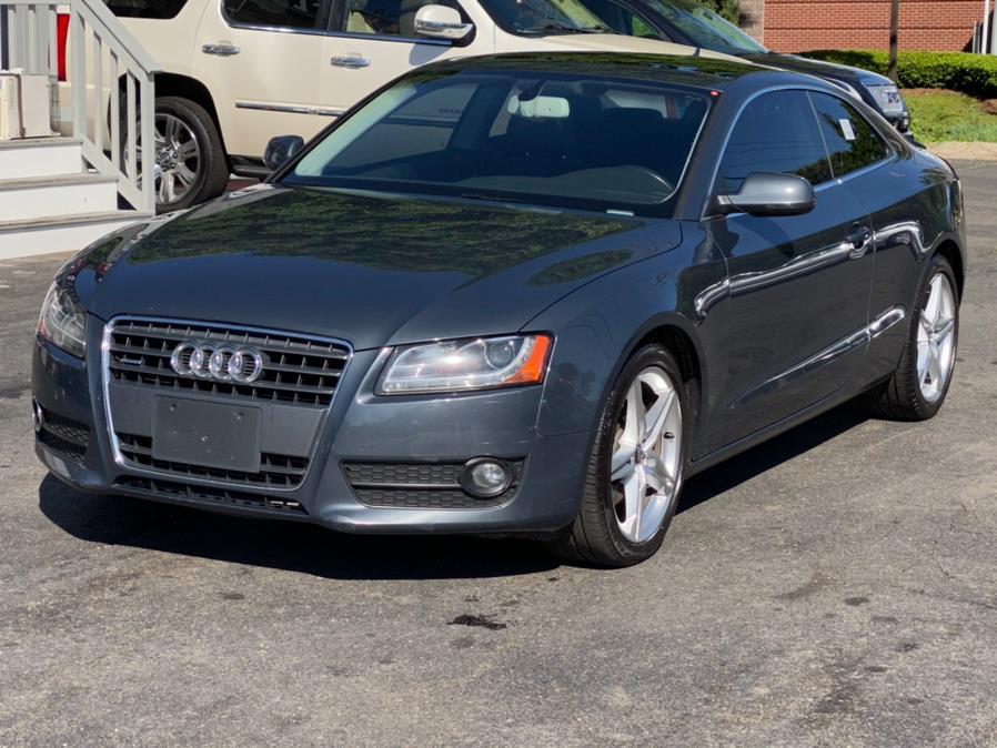 Used Audi A5 2dr Cpe Auto quattro 2.0T Premium Plus 2011   Lava Motors 2 Inc. Canton, Connecticut