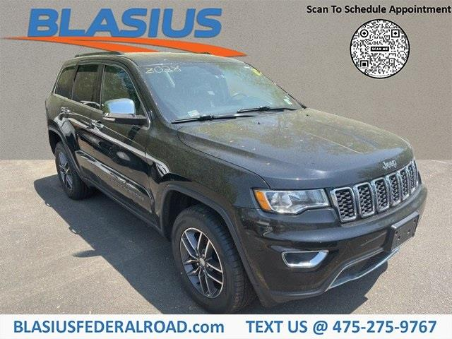 Used Jeep Grand Cherokee Limited 2017 | Blasius Federal Road. Brookfield, Connecticut