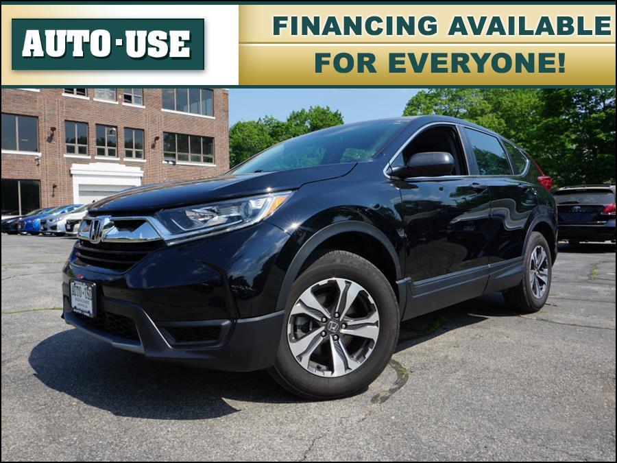 Used Honda Cr-v LX 2019   Autouse. Andover, Massachusetts