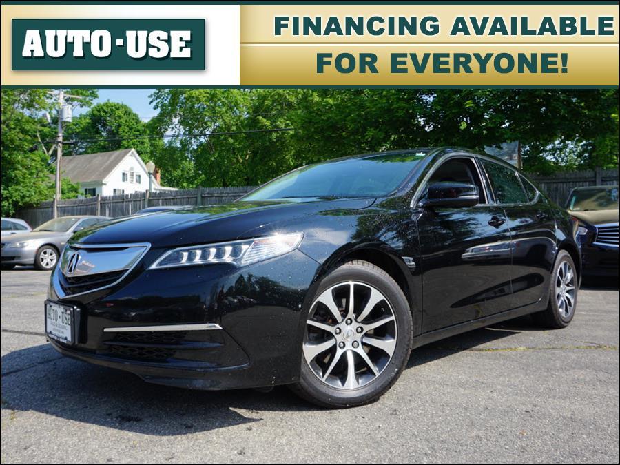 Used Acura Tlx w/Tech 2015 | Autouse. Andover, Massachusetts