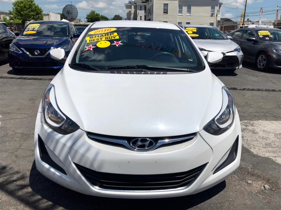 Used Hyundai Elantra 4dr Sdn Auto SE (Alabama Plant) 2016 | Affordable Motors Inc. Bridgeport, Connecticut