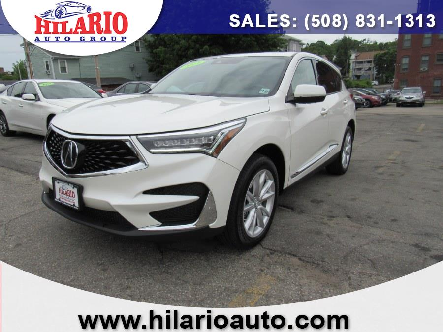 Used 2019 Acura RDX in Worcester, Massachusetts | Hilario's Auto Sales Inc.. Worcester, Massachusetts