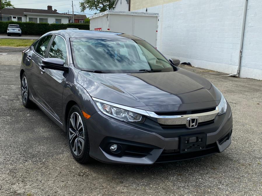 Used Honda Civic Sedan EX-T CVT 2017 | CT Auto. Bridgeport, Connecticut