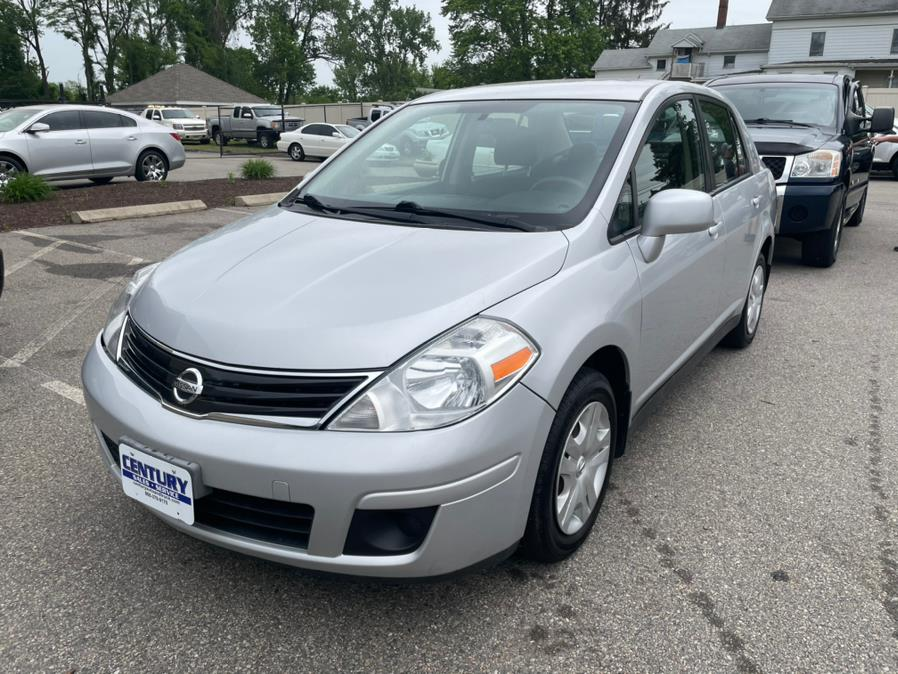 Used 2011 Nissan Versa in East Windsor, Connecticut   Century Auto And Truck. East Windsor, Connecticut