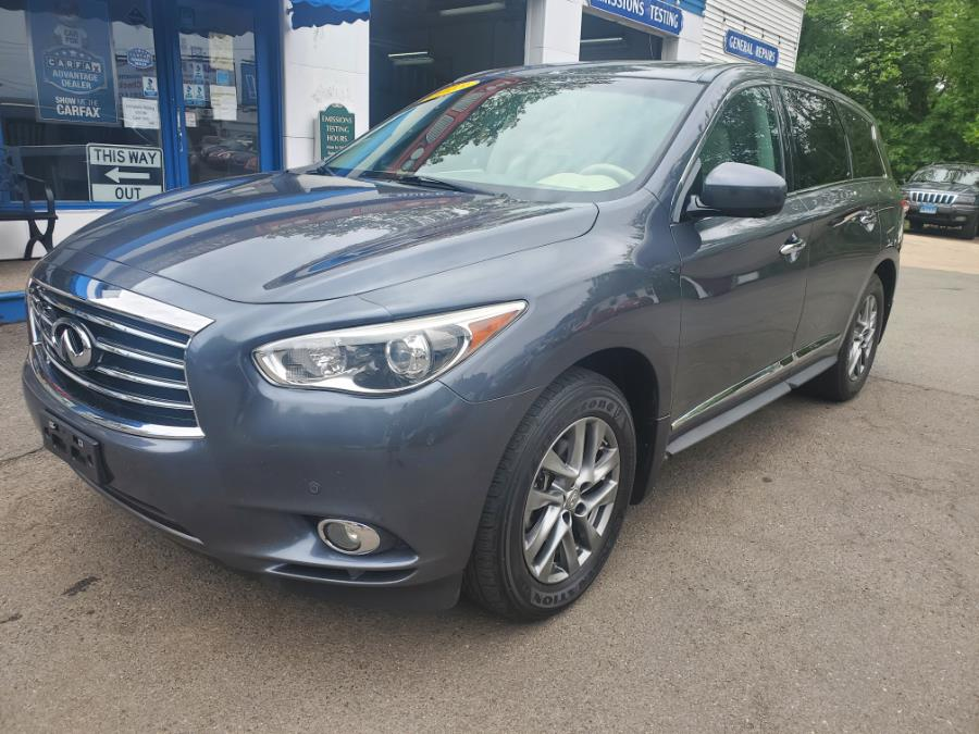 Used Infiniti JX35 AWD 4dr 2013   Cos Central Auto. Meriden, Connecticut