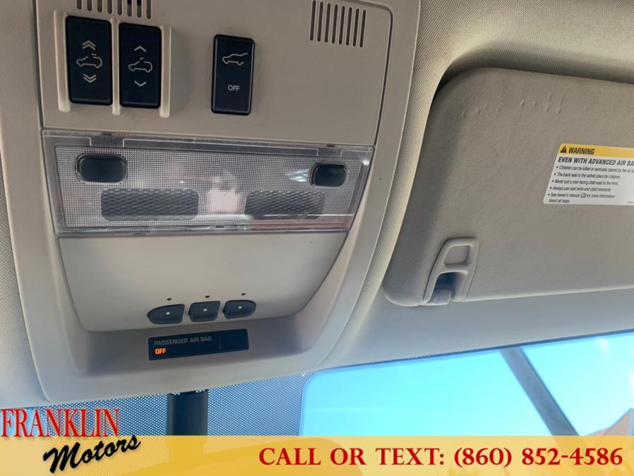 Used Chevrolet Tahoe 4WD 4dr 1500 LTZ 2011   Franklin Motors Auto Sales LLC. Hartford, Connecticut
