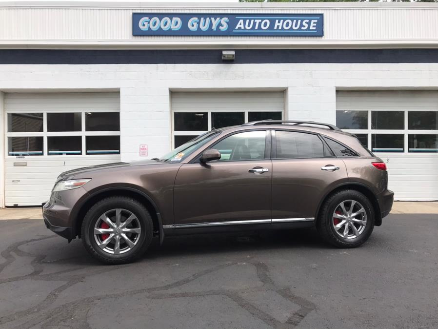 Used 2007 Infiniti FX35 in Southington, Connecticut | Good Guys Auto House. Southington, Connecticut