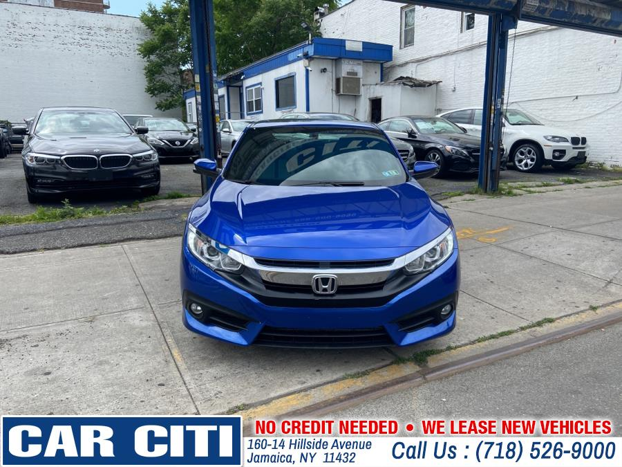 Used Honda Civic Coupe 2dr CVT EX-T 2016 | Car Citi. Jamaica, New York