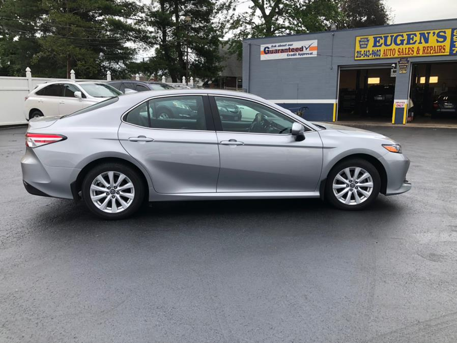 Used Toyota Camry LE Auto (Natl) 2019   Eugen's Auto Sales & Repairs. Philadelphia, Pennsylvania