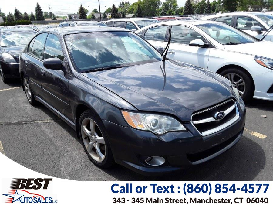 Used Subaru Legacy 4dr H4 Auto Ltd PZEV 2009 | Best Auto Sales LLC. Manchester, Connecticut