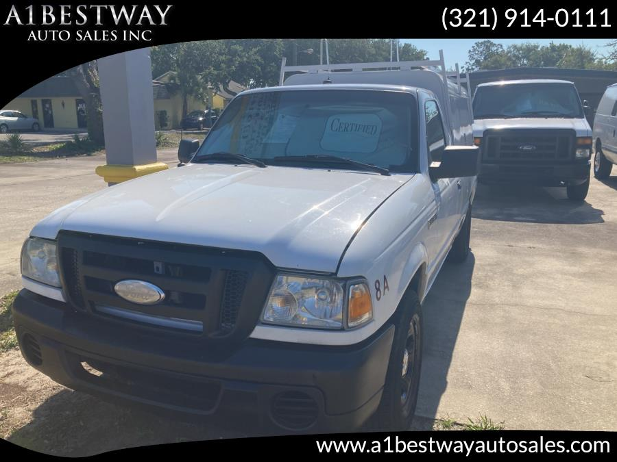 Used 2008 Ford Ranger in Melbourne , Florida | A1 Bestway Auto Sales Inc.. Melbourne , Florida