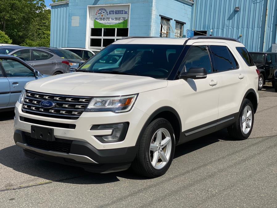 Used 2017 Ford Explorer in Ashland , Massachusetts | New Beginning Auto Service Inc . Ashland , Massachusetts