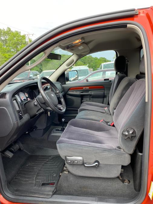"Used Dodge Ram 1500 2dr Reg Cab 120.5"" WB 4WD SLT 2005 | New Beginning Auto Service Inc . Ashland , Massachusetts"