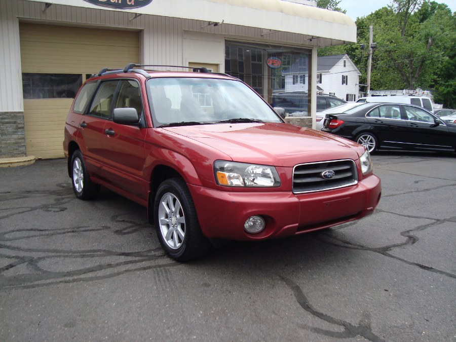 Used 2005 Subaru Forester (Natl) in Manchester, Connecticut   Yara Motors. Manchester, Connecticut