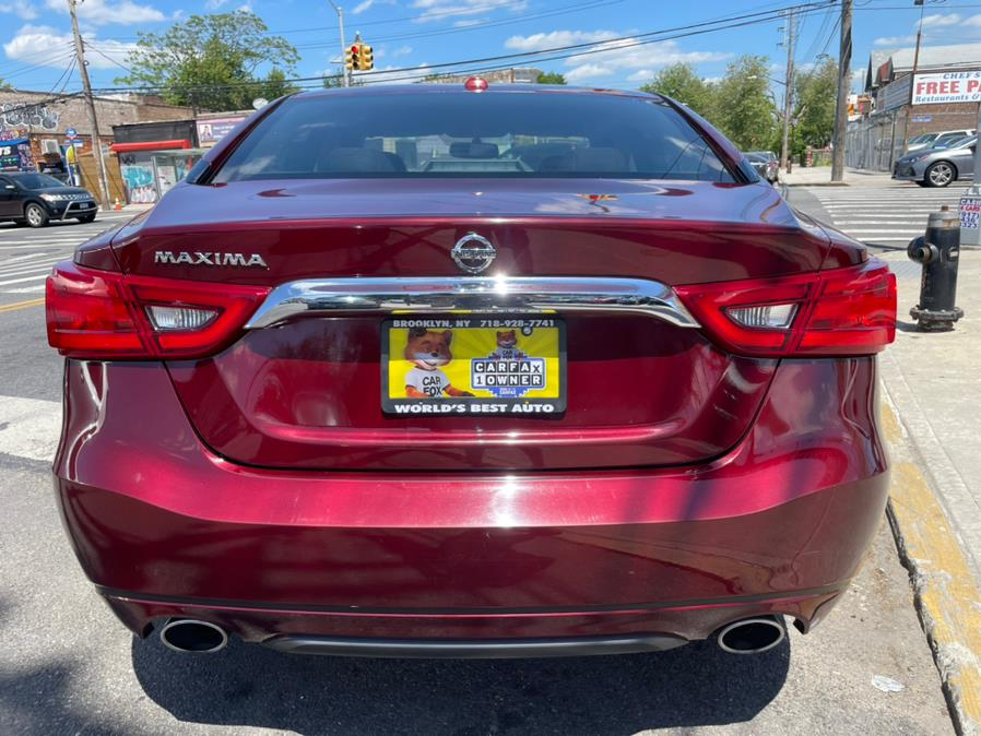 2018 Nissan Maxima S 3.5L, available for sale in Brooklyn, NY
