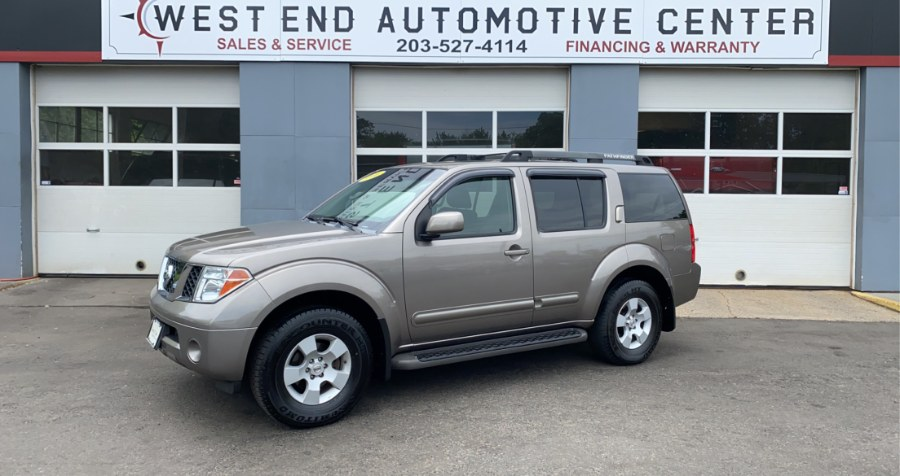 Used 2006 Nissan Pathfinder in Waterbury, Connecticut | West End Automotive Center. Waterbury, Connecticut