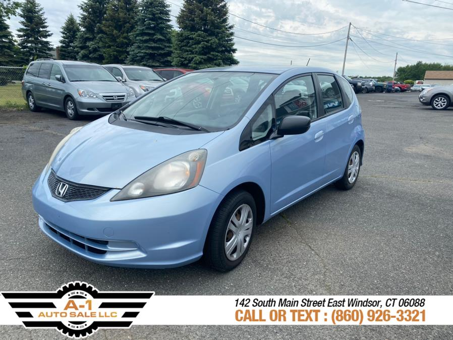 Used 2009 Honda Fit in East Windsor, Connecticut | A1 Auto Sale LLC. East Windsor, Connecticut