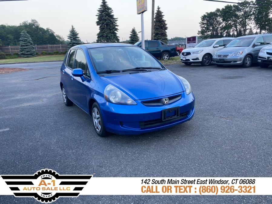 Used 2007 Honda Fit in East Windsor, Connecticut | A1 Auto Sale LLC. East Windsor, Connecticut