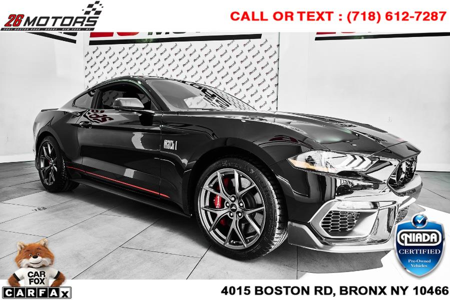 Used Ford Mustang Mach 1 Fastback 2021 | 26 Motors Corp. Bronx, New York