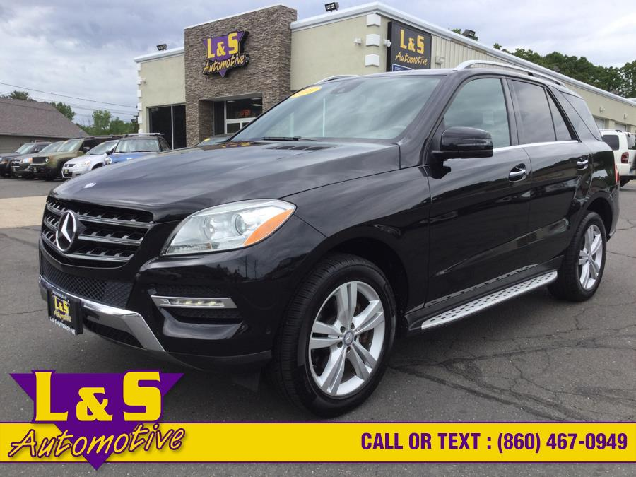 Used 2015 Mercedes-Benz M-Class in Plantsville, Connecticut | L&S Automotive LLC. Plantsville, Connecticut